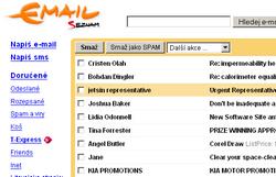 seznam. cz email